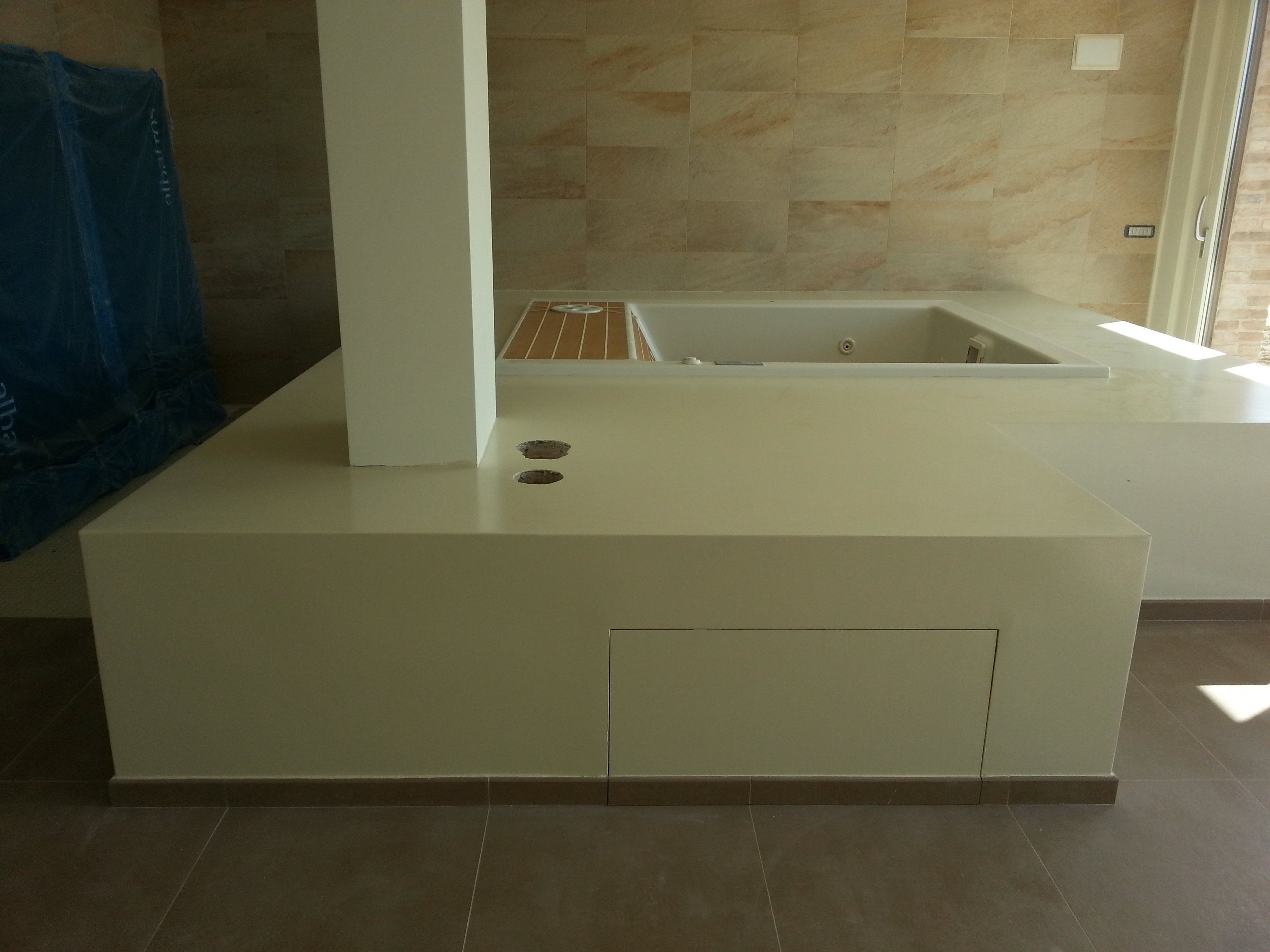 Pavimenti in resina prezzi pavitek pavimenti in resina - Resina per pareti bagno ...