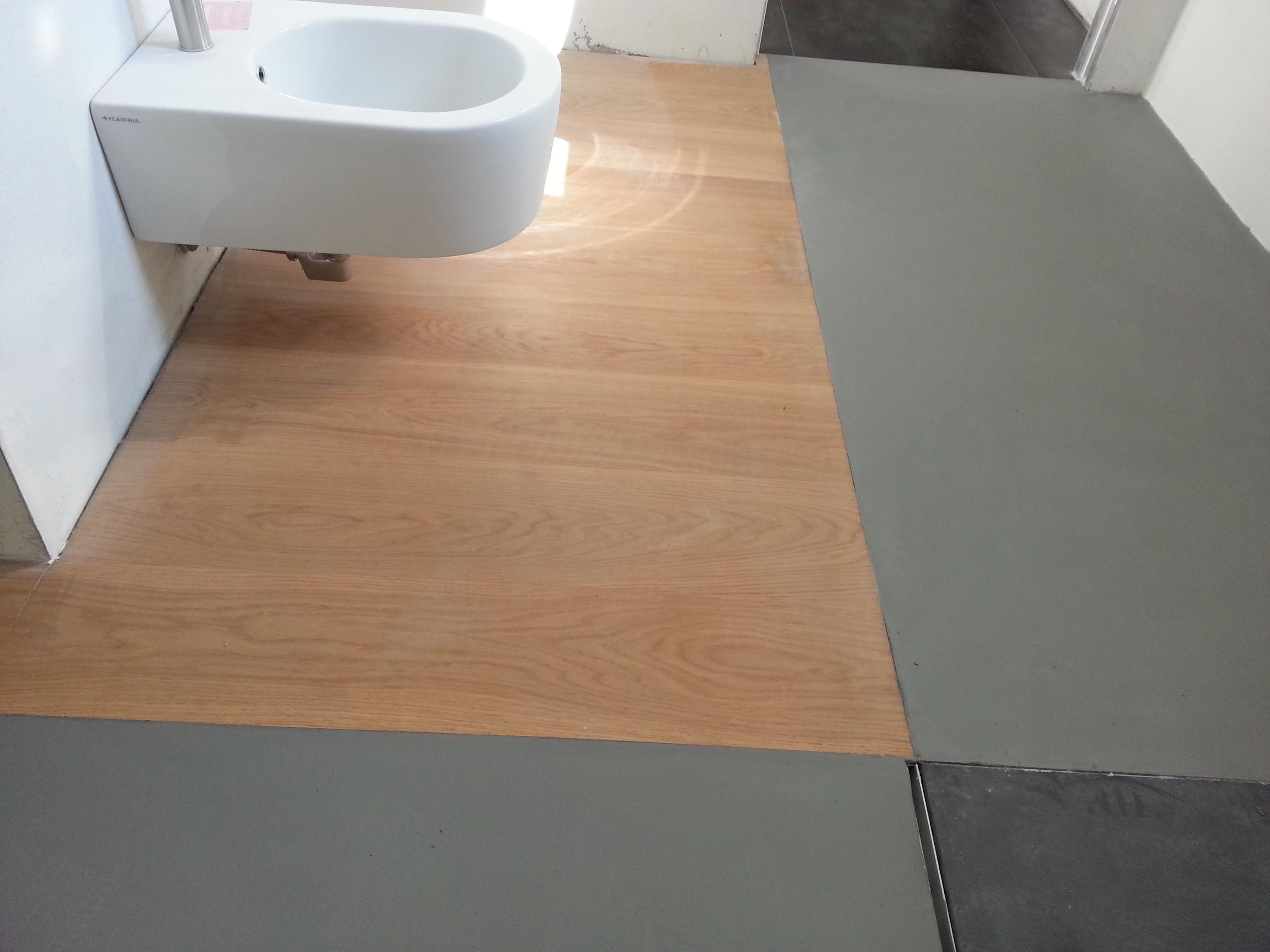 pavimento idee Microcemento : Bagno In Microcemento : vantaggi del microcemento per pavimenti ...