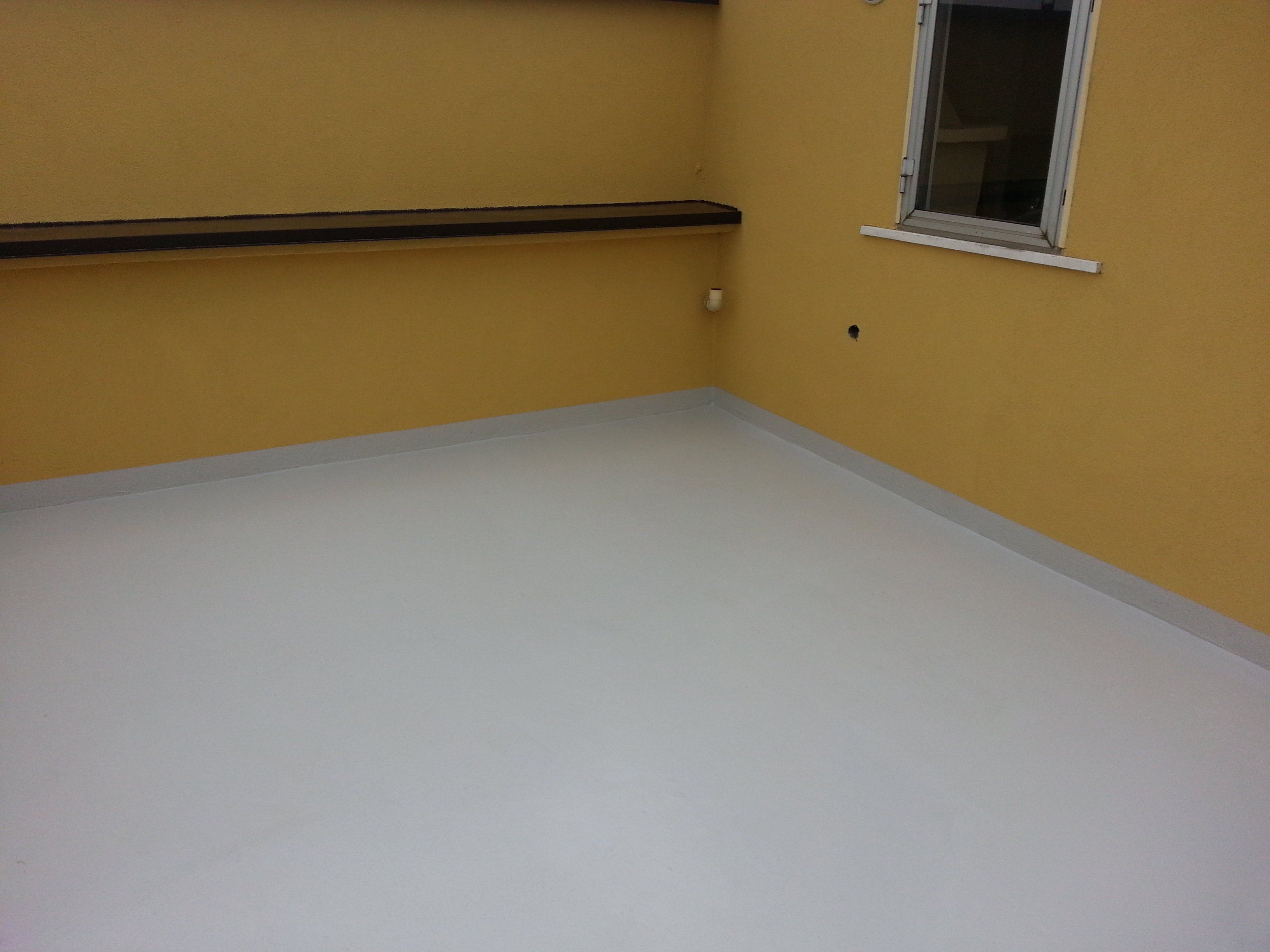 Impermeabilizzazione terrazzi pavimentati- Pavitek pavimenti