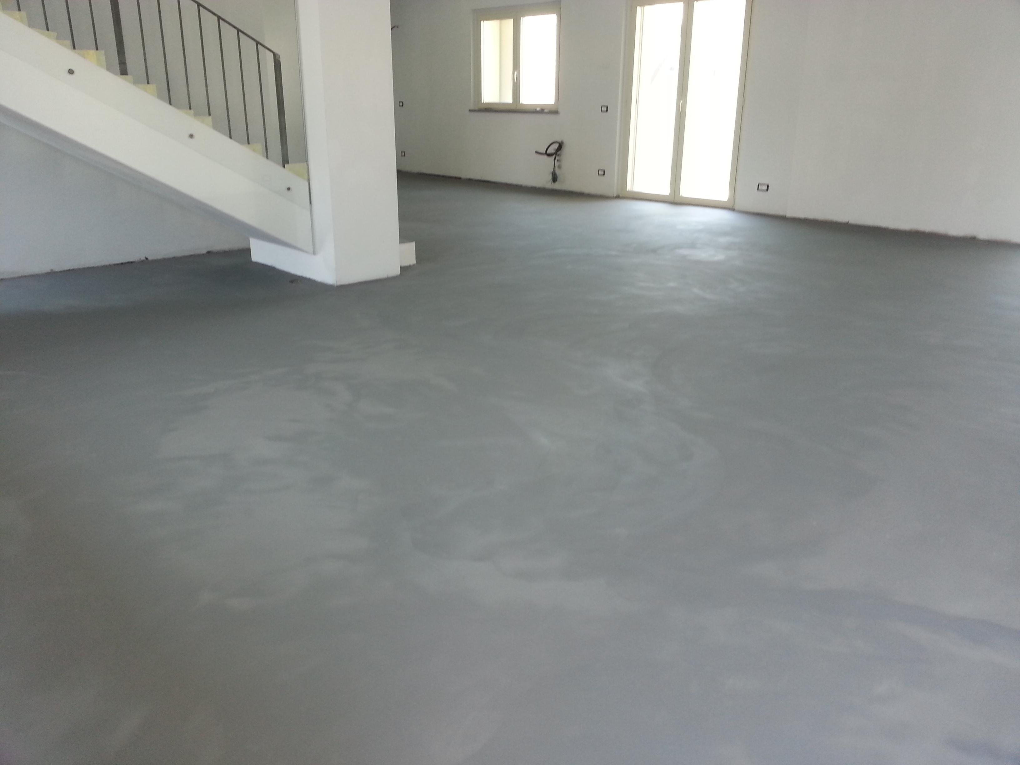 Pavimenti industriali in resina - Microcemento Alessandria