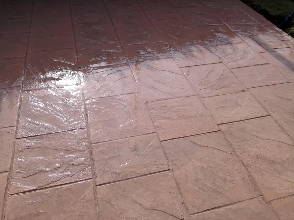 Cemento stampato quanto costa pavitek pavimenti stampati - Cemento colorato per esterni costo ...
